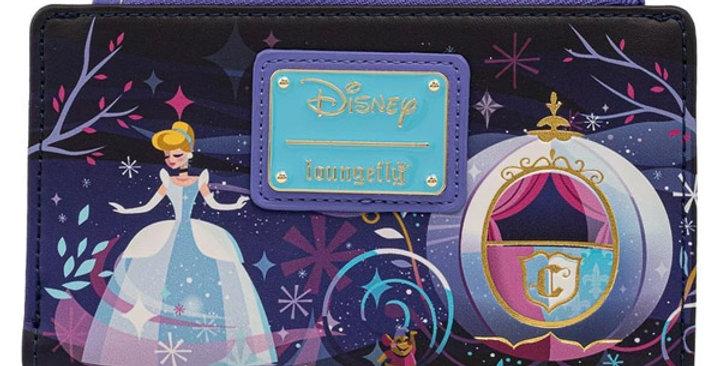 Loungefly - Portefeuille Cinderella's Castle