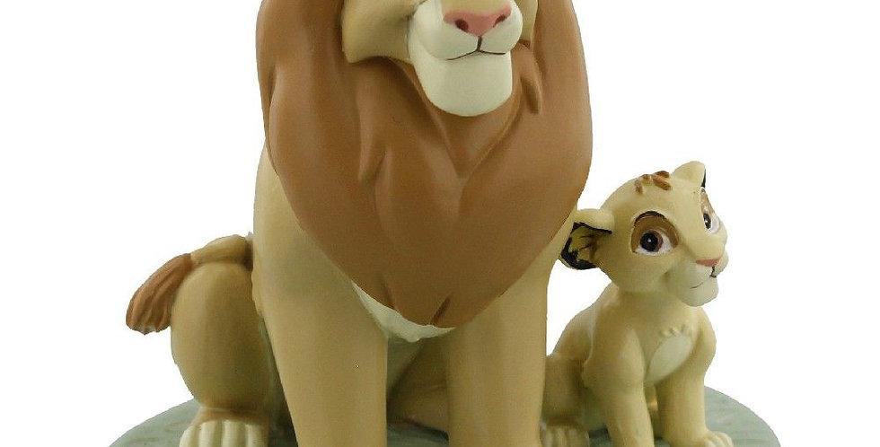 Disney Magical Moments - Simba & Mufasa