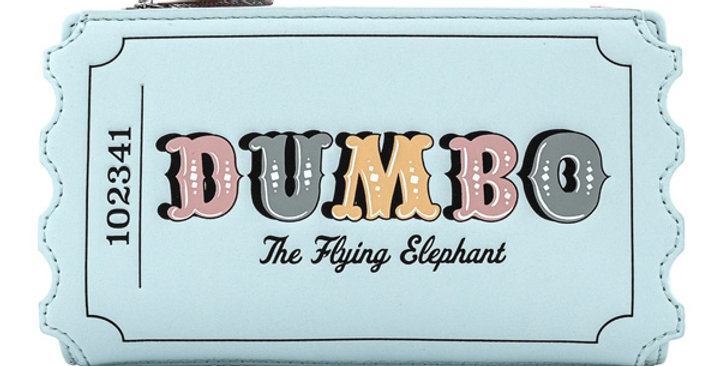 Loungefly - Portefeuille Dumbo