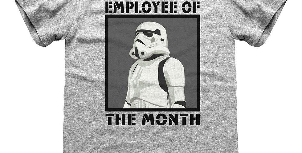 """T-shirt Hommes - Stormtrooper """"Employé du Mois"""""""