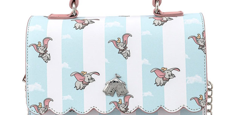 Loungefly - Sac à main Dumbo