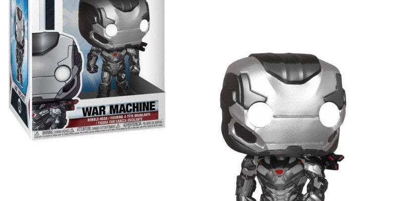 Pop 458 - War Machine
