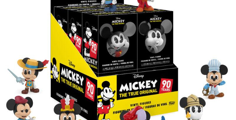 Mini Mystery - Collection Mickey 90 ans