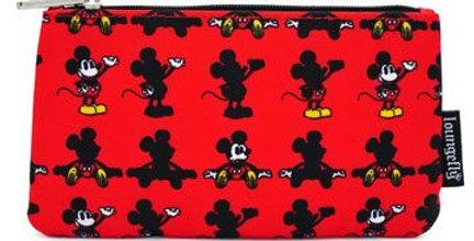 Loungefly - Pochette zippée Mickey