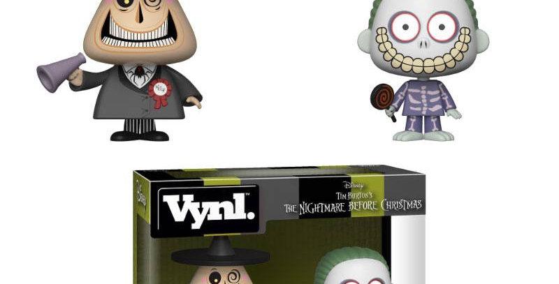 Vynl. - The Mayor + Barrel