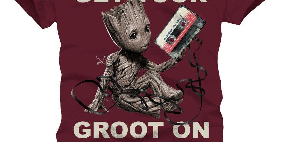 T-shirt Hommes - Groot