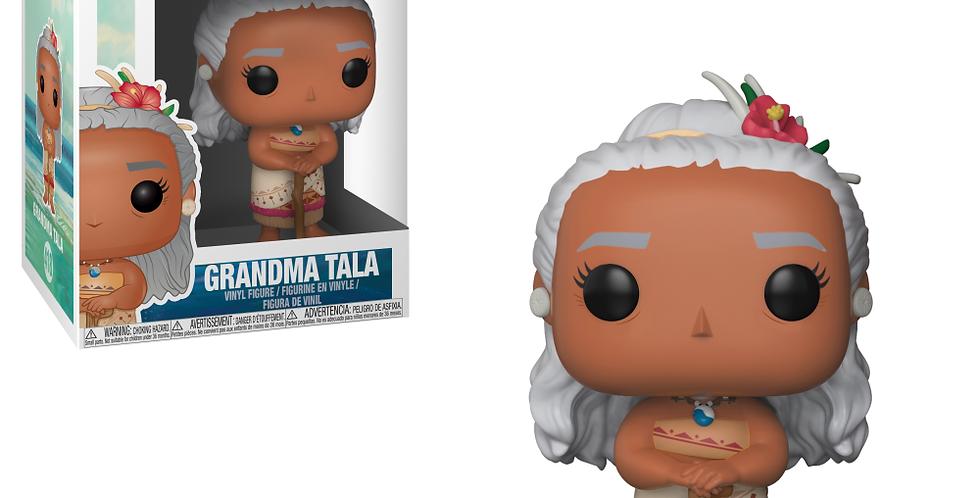 Pop 418 - Grandma Tala