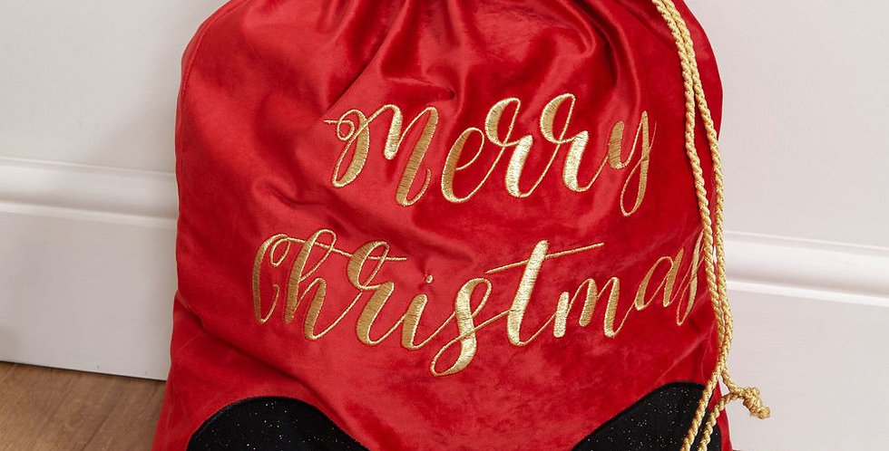 Hotte de Noël - Minnie