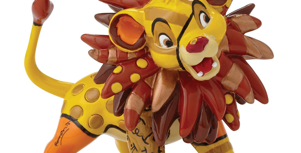 Britto - Simba Mini Figurine