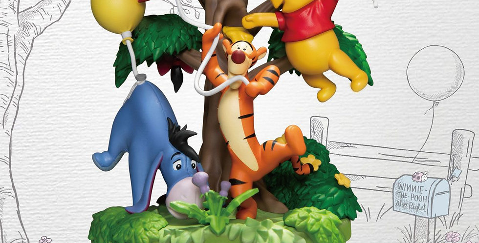 D-Select - Winnie the Pooh with Friends