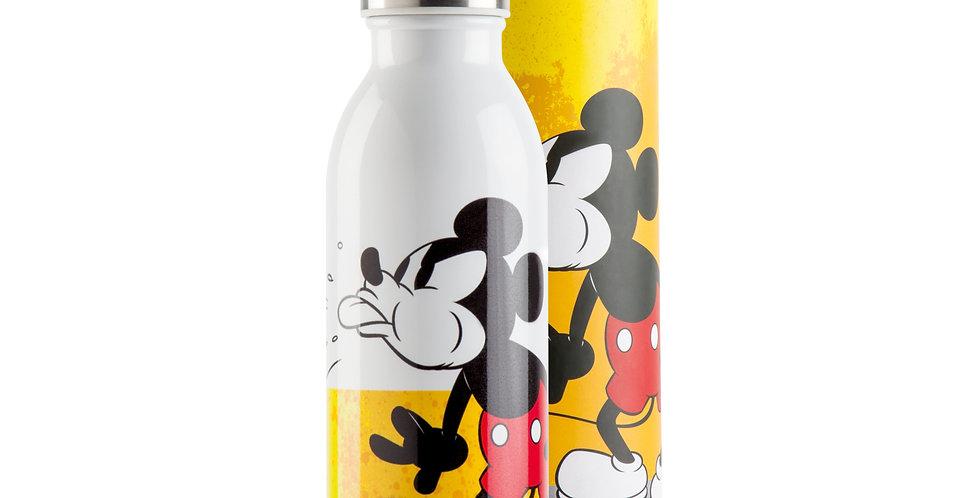 Bouteille métallique - Mickey