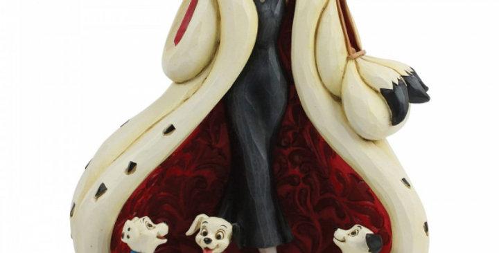 Disney Traditions - The Cute and the Cruel (Cruella)