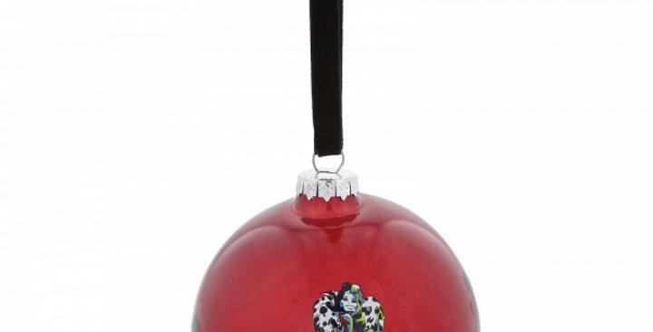 Boule de Noël - Cruella