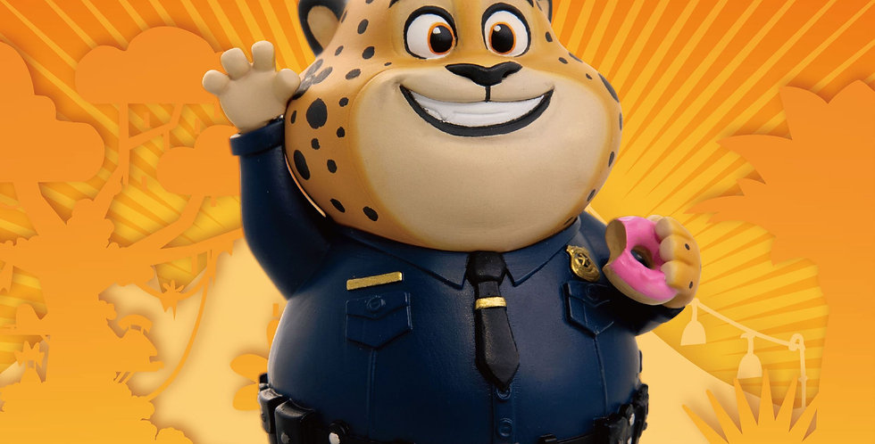 Mini Egg Attack - Clawhauser