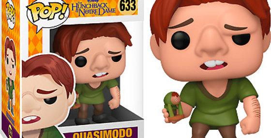 Pop 633 - Quasimodo