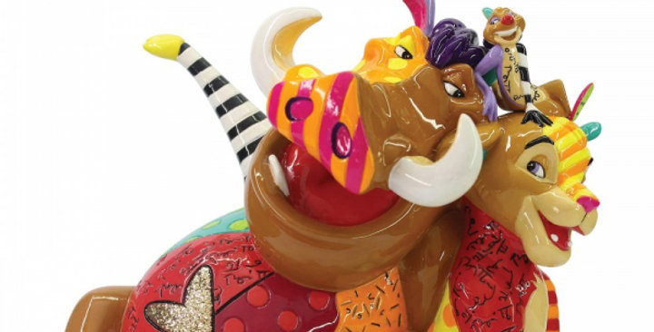 Britto - The Lion King
