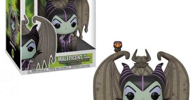Pop 784 - Maleficent on Throne