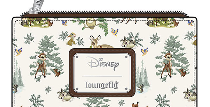 Loungefly - Portefeuille Bambi