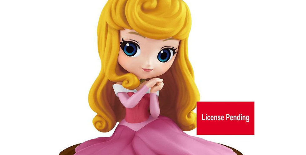 QPosket - Princess Aurora Disney Character