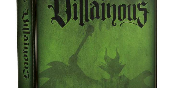 Jeu Villainous - Boîte de départ