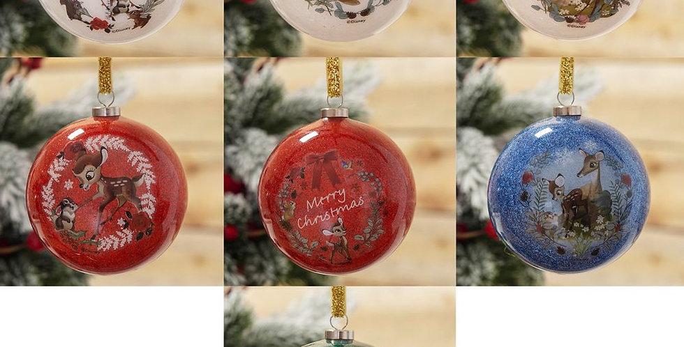Set de 7 boules de Noël