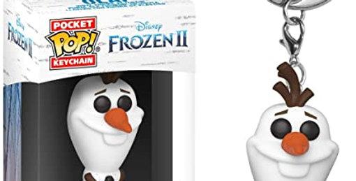 Porte-clés Pop - Olaf