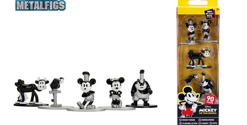 Metalfigs - Set de  mini-figurines