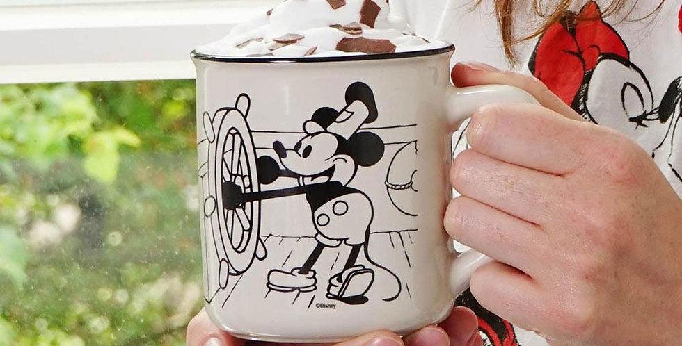 Mug en céramique - Steamboat Willie