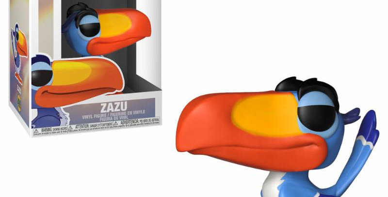 Pop 499 - Zazu