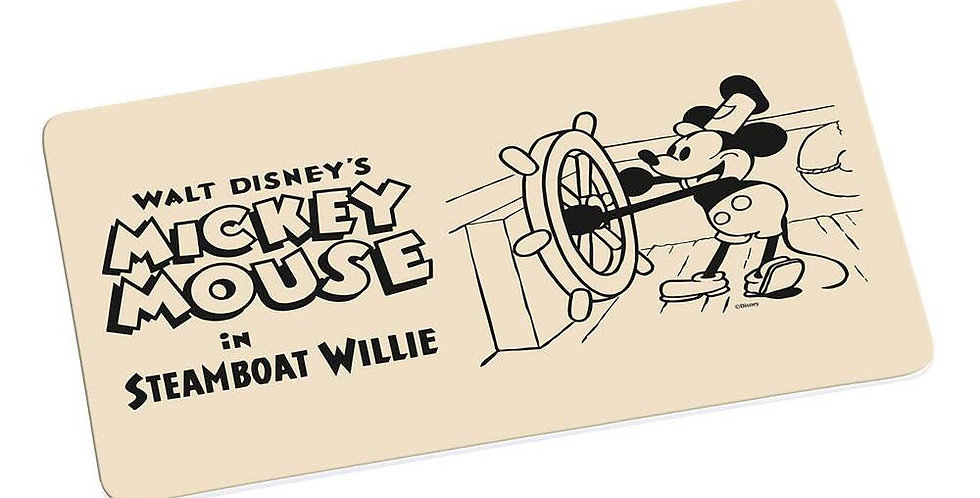 Planche à pain - Steamboat Willie