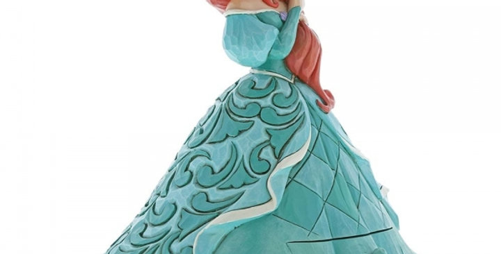 Disney Traditions - Ariel Treasure Keeper