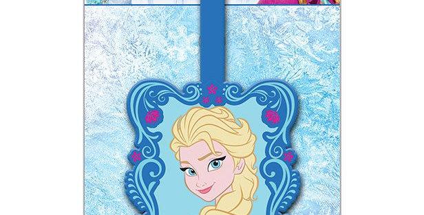 Etiquette de bagage - Elsa