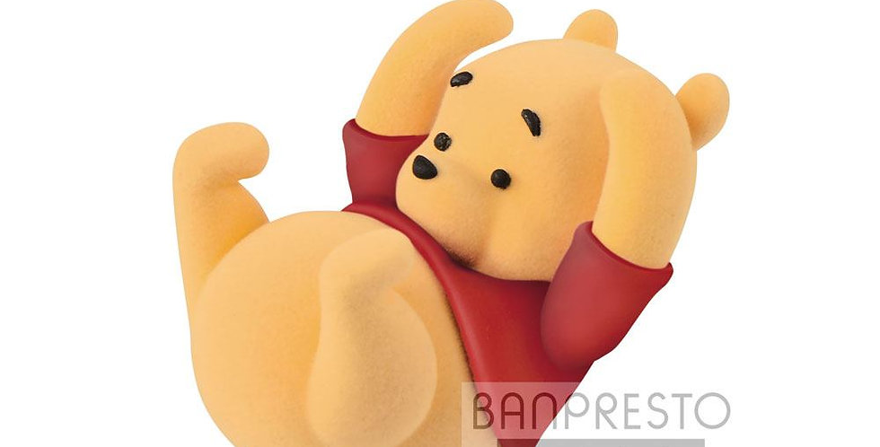Fluffy Puffy - Winnie the Pooh