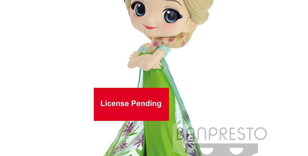 QPosket - Elsa Frozen Fever Design