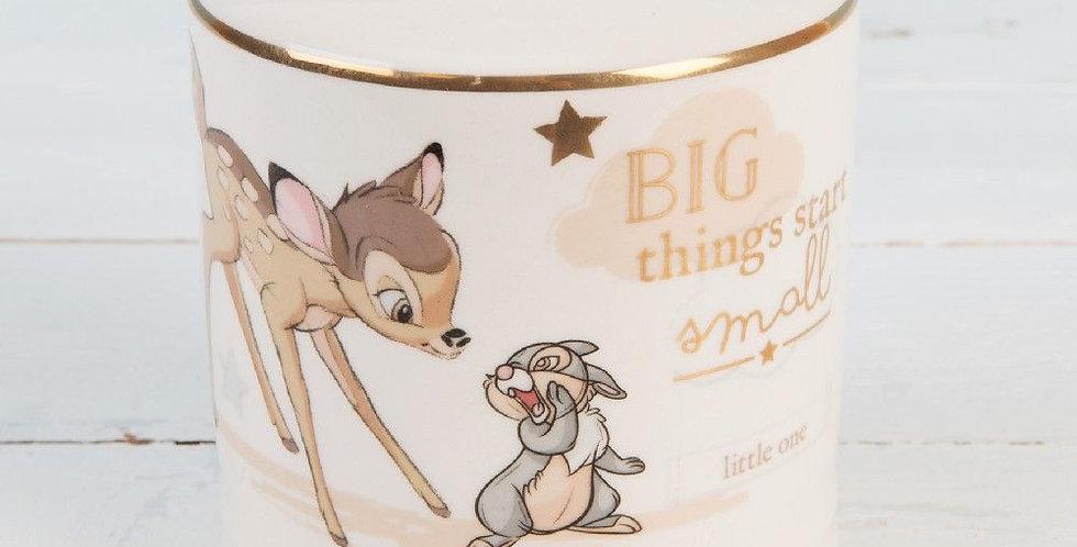 Tirelire - Bambi & Pan-Pan