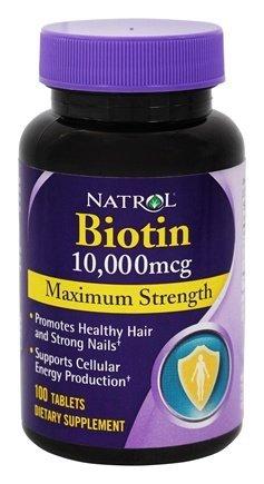 Natrol General Health Biotin