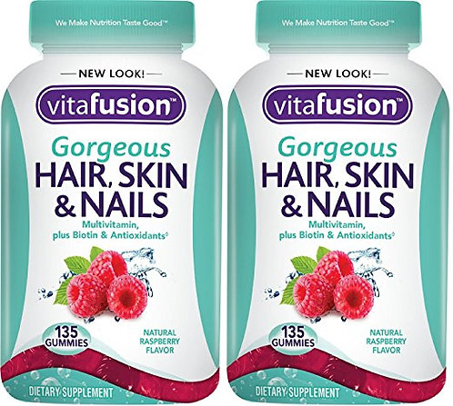 Vitafusion Gorgeous Hair, Skin & Nails Multivitamin (135 Count)