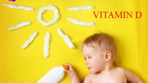 Nguyên nhân, dấu hiệu trẻ thiếu vitamin D3 mẹ cần biết