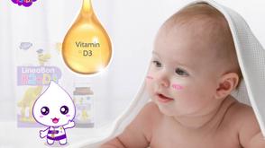 Trẻ thiếu vitamin K2, bổ sung vitamin D3 có gây hại?