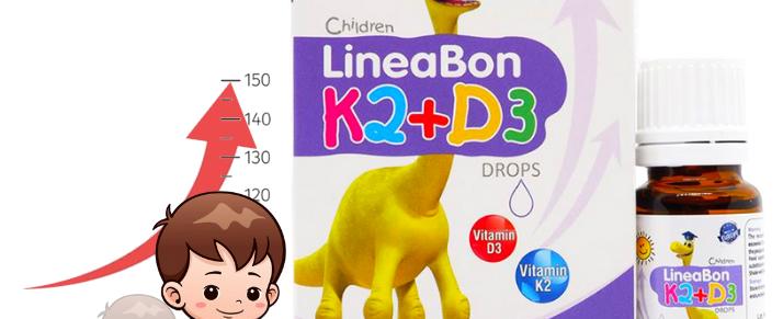 LineaBon D3K2