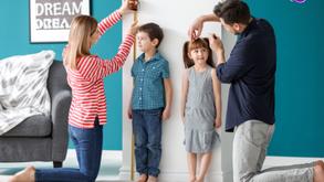 Muốn con cao hơn bố 8cm, mẹ không thể bỏ qua 3 yếu tố phát triển chiều cao này