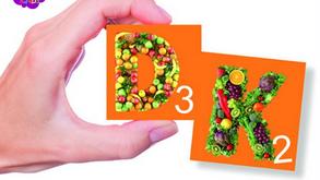 Bố mẹ nên bổ sung vitamin D3 hay D3K2 cho con?