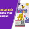 Cách nhận biết LineaBon D3K2 chính hãng