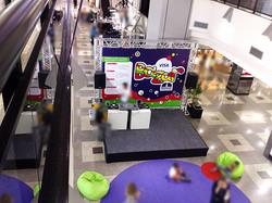 Ações em Shopping Centers...