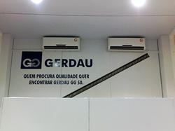 Stand da Gerdau