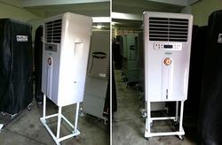 Base suspensa p/ climatizador