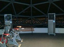 Torre Digital Pedal Solidário Runway