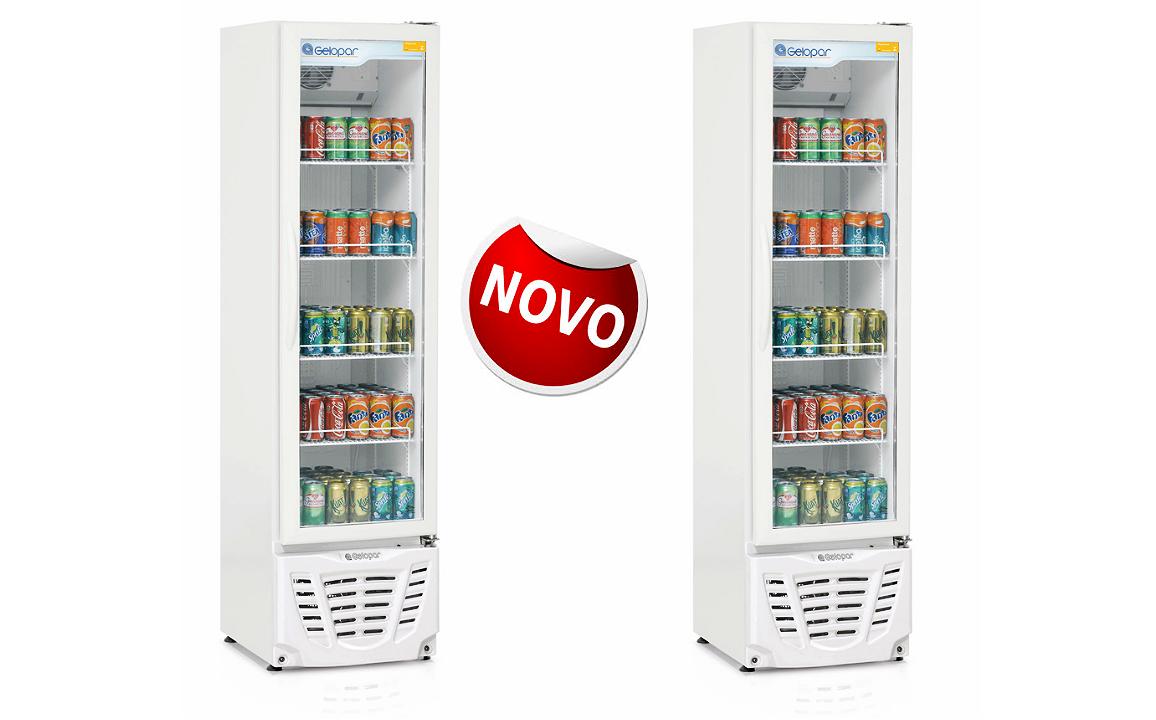 Novas geladeiras... INOVAÇÃO!
