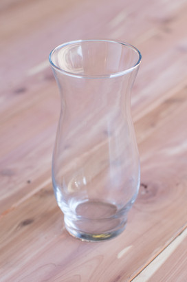 Small Hurricane Vase