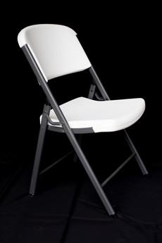Black Framed Chair